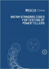 ANTAM Standard Codes for Testing of Power Tillers, 2015